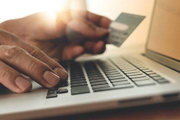 דף תשלום לאתרי אינטרנט