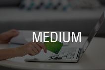 חבילת Medium
